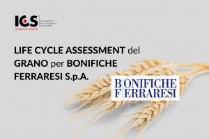 Life Cycle Assessment del grano per Bonifiche Ferraresi S.p.a.