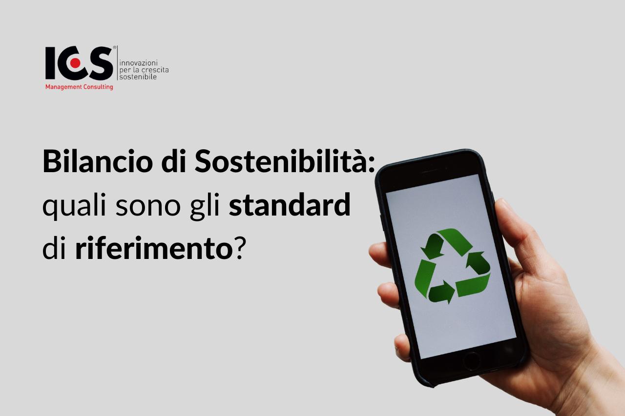Bilancio di Sostenibilità: quali sono gli standard di riferimento?